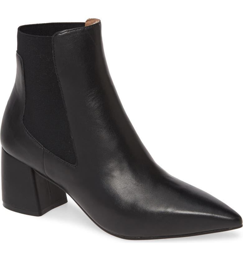 LINEA PAOLO Sienna Chelsea Boot, Main, color, 001
