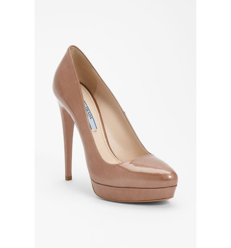 PRADA Platform Pump, Main, color, 250