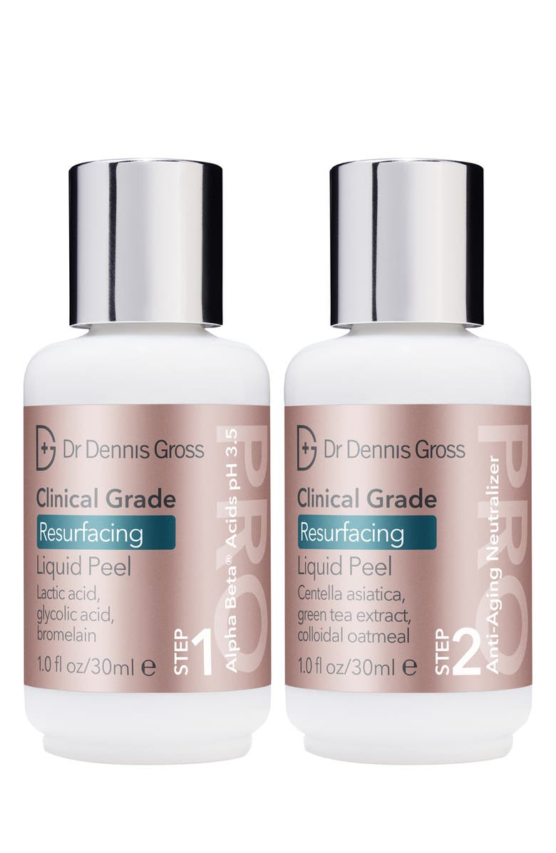 DR. DENNIS GROSS Skincare Clinical Grade Resurfacing Liquid Peel, Main, color, No Color