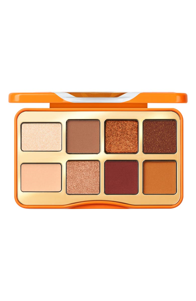 TOO FACED Hot Buttered Rum Eyeshadow Palette, Main, color, 000