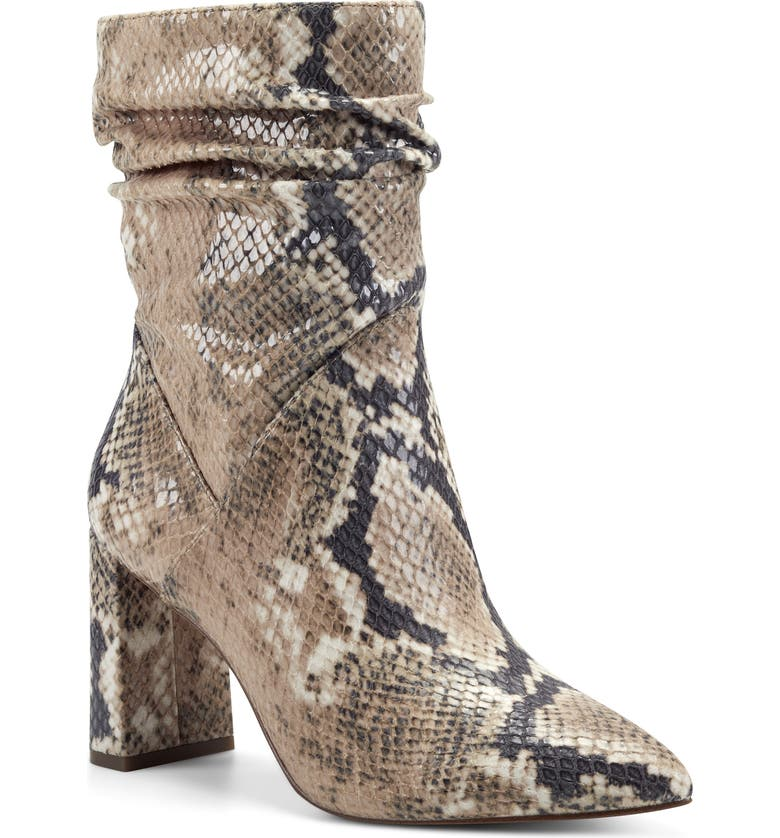 JESSICA SIMPSON Aysira Bootie, Main, color, TOTALLY TAUPE COMBO