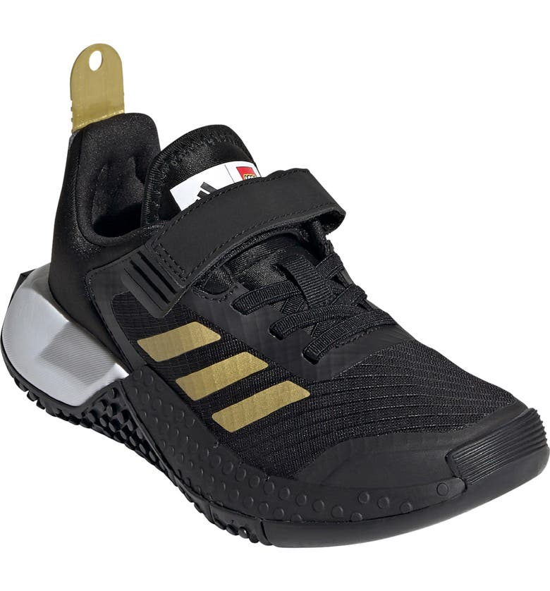 ADIDAS x LEGO<sup>®</sup> Kids' Sport Sneaker, Main, color, 001