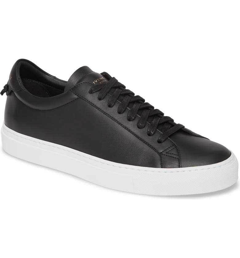 GIVENCHY Urban Knots Low Top Sneaker, Main, color, BLACK