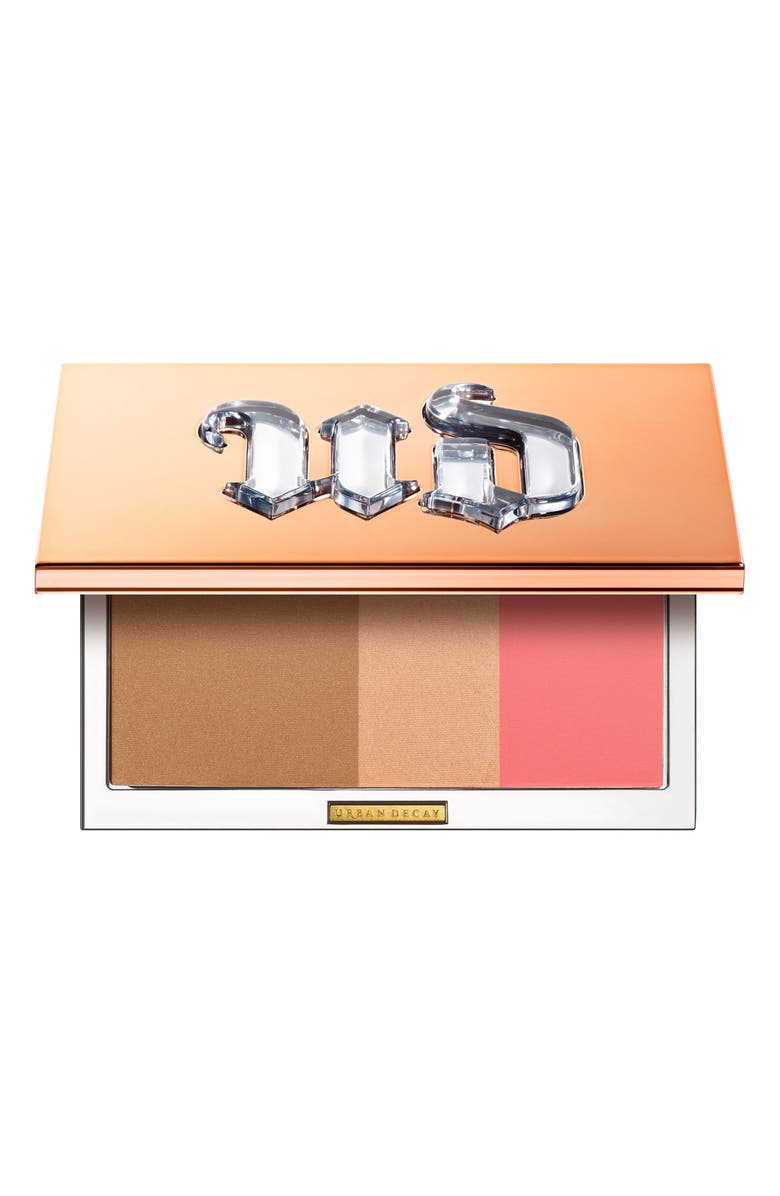 URBAN DECAY Stay Naked Threesomes Blush, Bronzer & Highlighter Palette, Main, color, 650