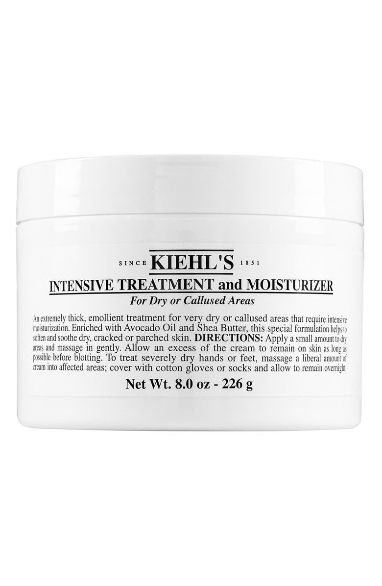 KIEHL'S SINCE 1851 Intensive Treatment & Moisturizer for Dry or Callused Areas, Main, color, NO COLOR
