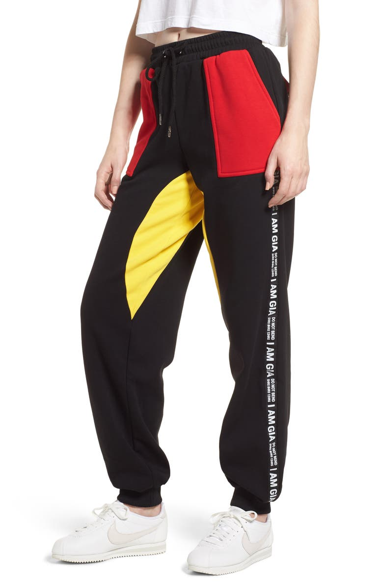 I.AM.GIA Blaster Pants, Main, color, 001