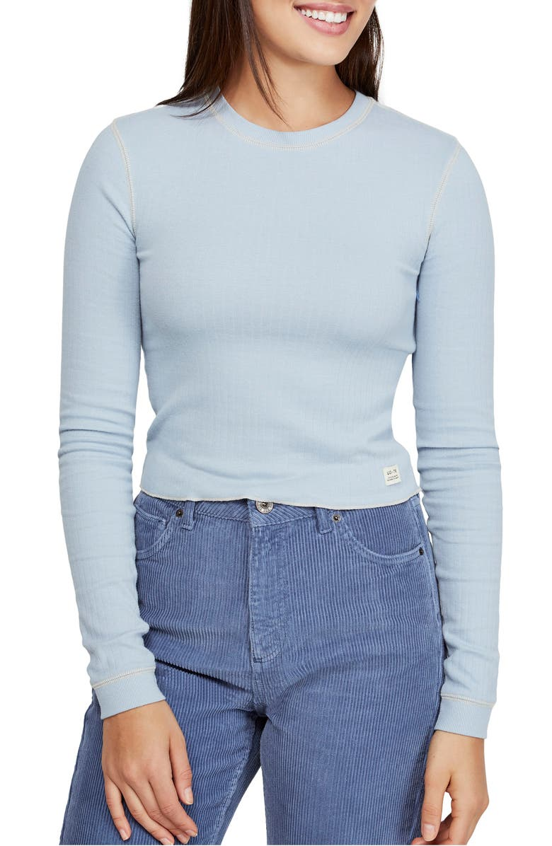 BDG URBAN OUTFITTERS Contrast Stitch Tee, Main, color, 400