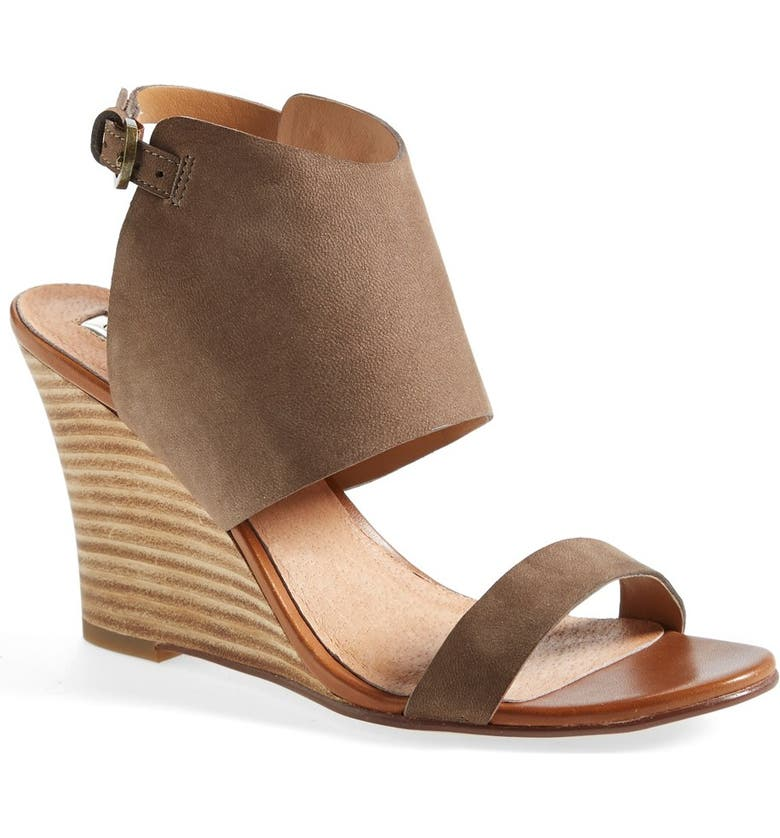 HALOGEN<SUP>®</SUP> 'Clarette' Wedge Sandal, Main, color, 030