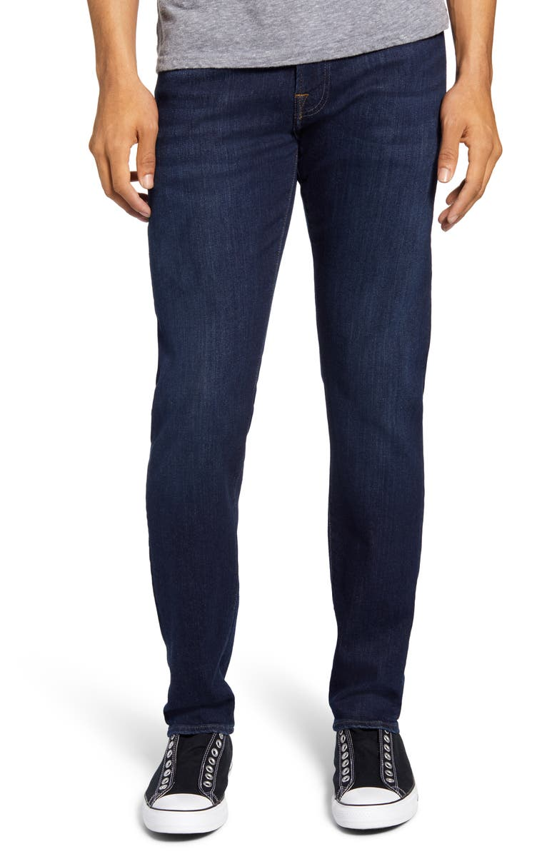 7 FOR ALL MANKIND Paxtyn Skinny Jeans, Main, color, 401