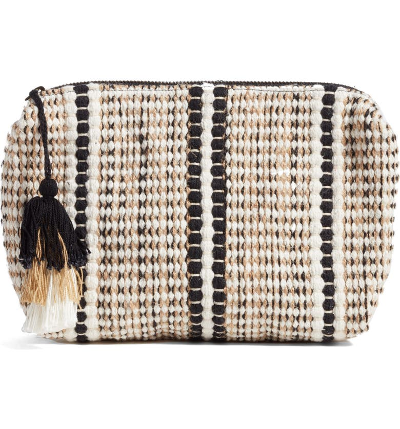 AMUSE SOCIETY Bag of Tricks Clutch, Main, color, 001