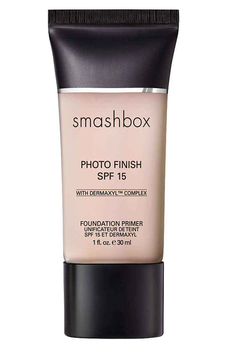 SMASHBOX 'Photo Finish' Foundation Primer SPF 15 with Dermaxyl<sup>™</sup> Complex, Main, color, No Color