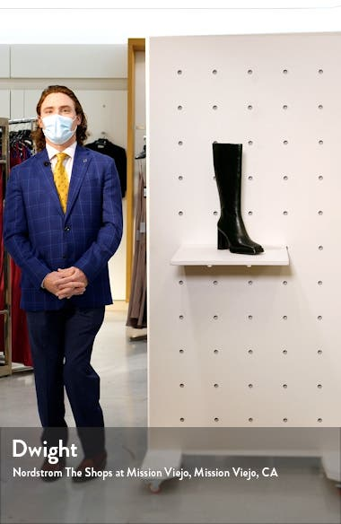 Maximal Knee High Boot, sales video thumbnail
