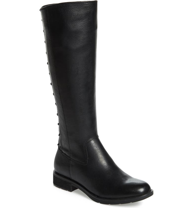 SÖFFT Sharnell II Waterproof Knee High Boot, Main, color, 001