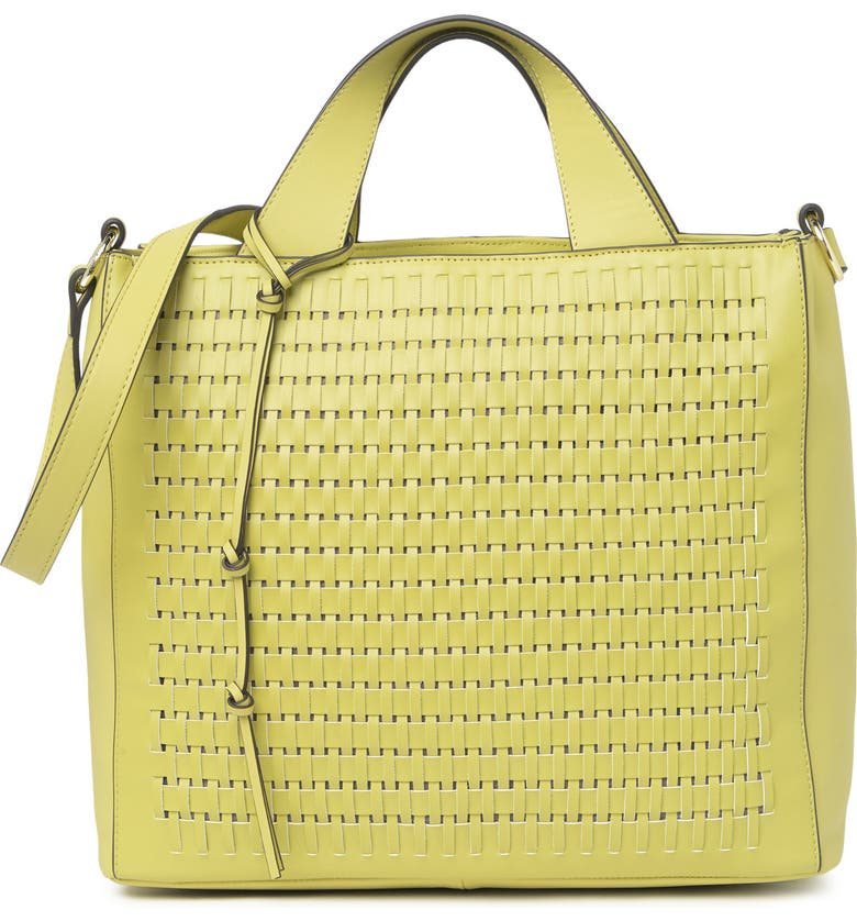 VINCE CAMUTO Remy Tote Bag, Main, color, LTGREEN 01