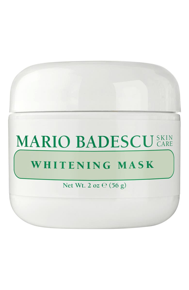 MARIO BADESCU Whitening Mask, Main, color, No Color