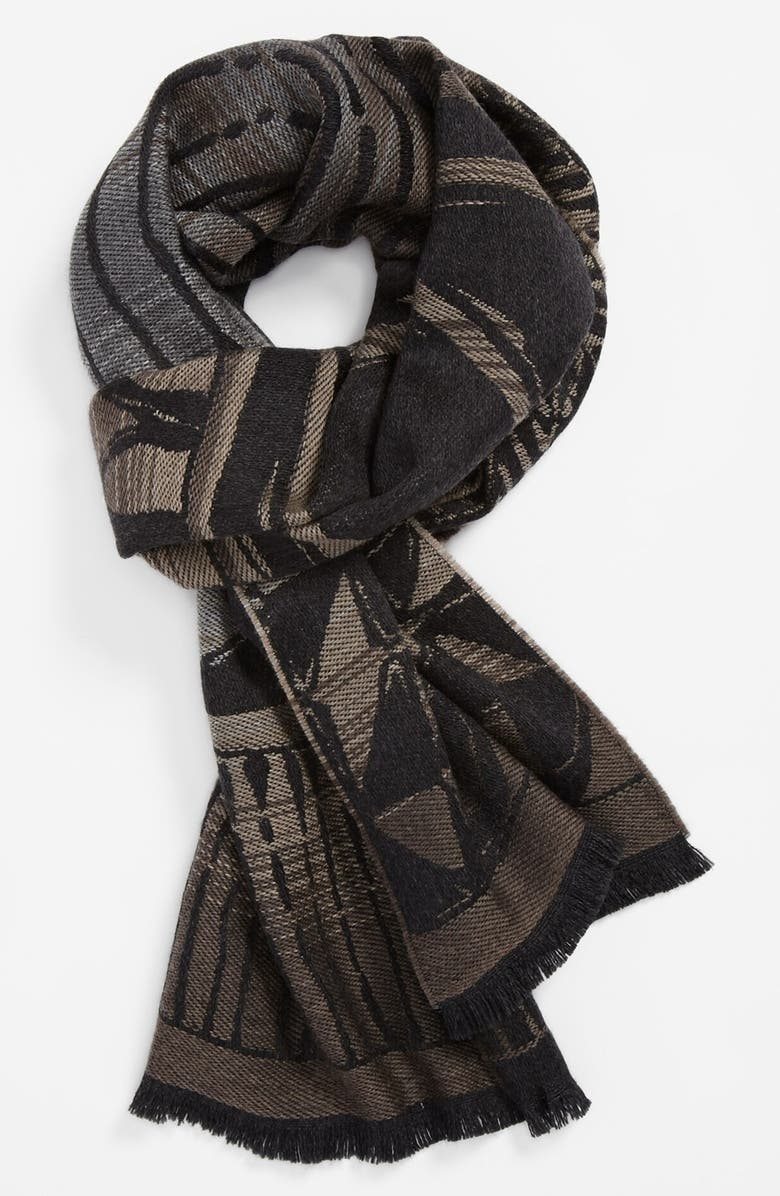 ETRO Wool Scarf, Main, color, 200