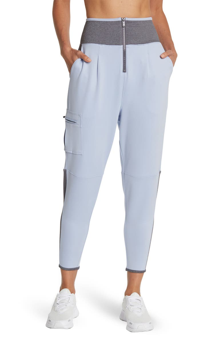FREE PEOPLE MOVEMENT Round the Block Jogger, Main, color, LT BLUE