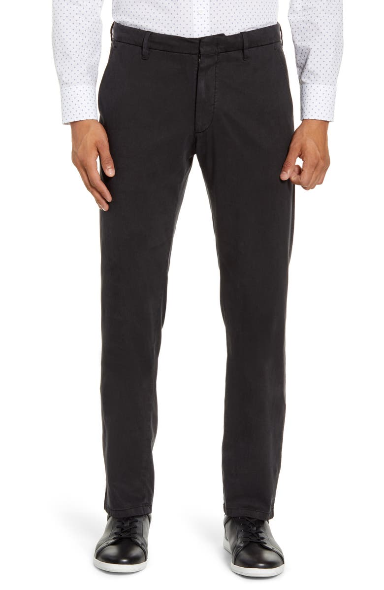 ZACHARY PRELL Aster Straight Leg Pants, Main, color, 001