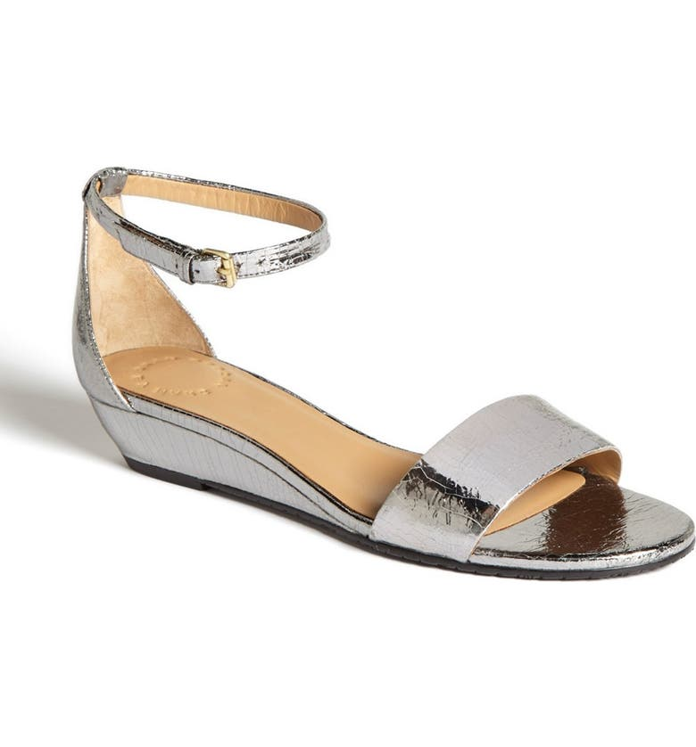 MARC JACOBS MARC BY MARC JACOBS 'Simplicity' Wedge Sandal, Main, color, 040