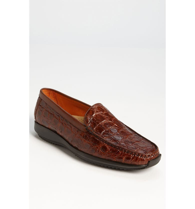 MARTIN DINGMAN 'Arlo' Crocodile Loafer, Main, color, 247