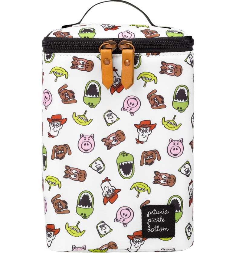 PETUNIA PICKLE BOTTOM x Disney Cool Pixel Plus Insulated Cooler, Main, color, TOY STORY FRIENDS