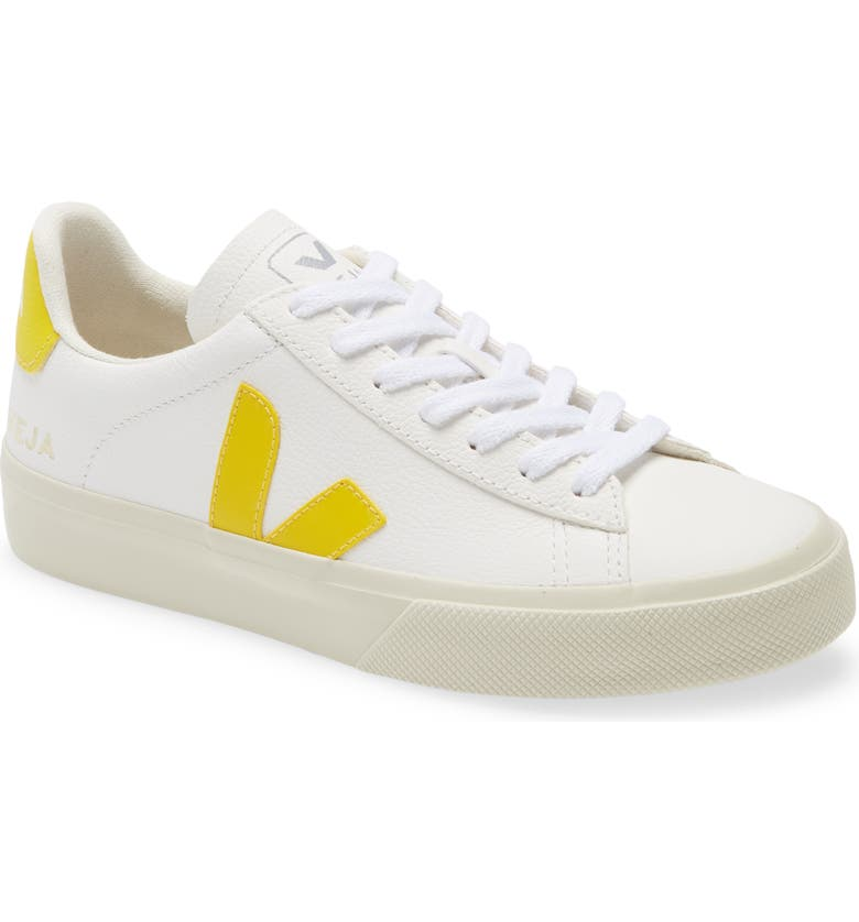 VEJA Campo Sneaker, Main, color, EXTRA WHITE TONIC