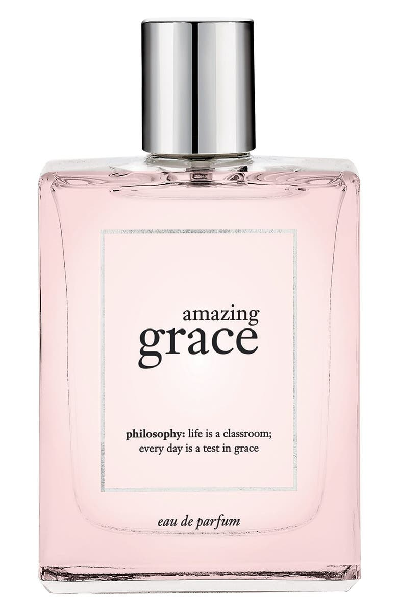 PHILOSOPHY 'amazing grace' eau de parfum spray, Main, color, 000