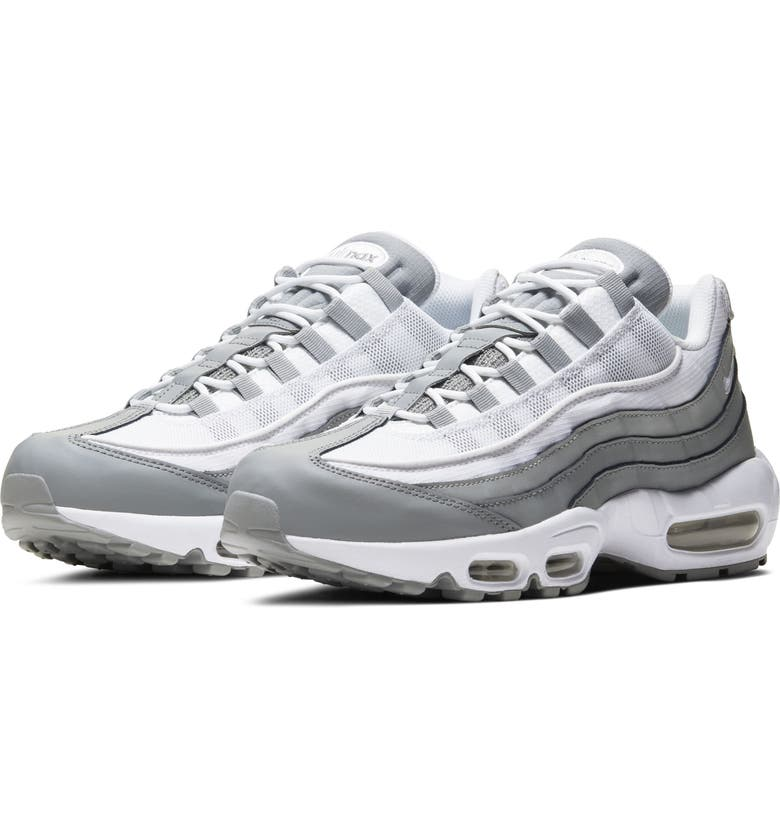 NIKE Air Max 95 Essential Sneaker, Main, color, 001
