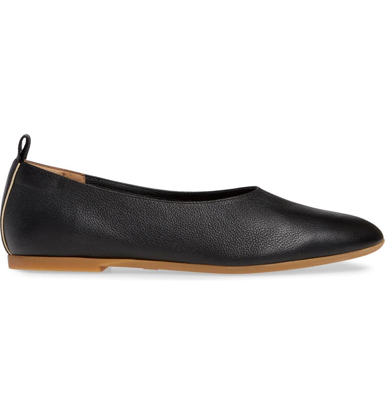 EVERLANE The Day Glove Flat, Main, color, Black