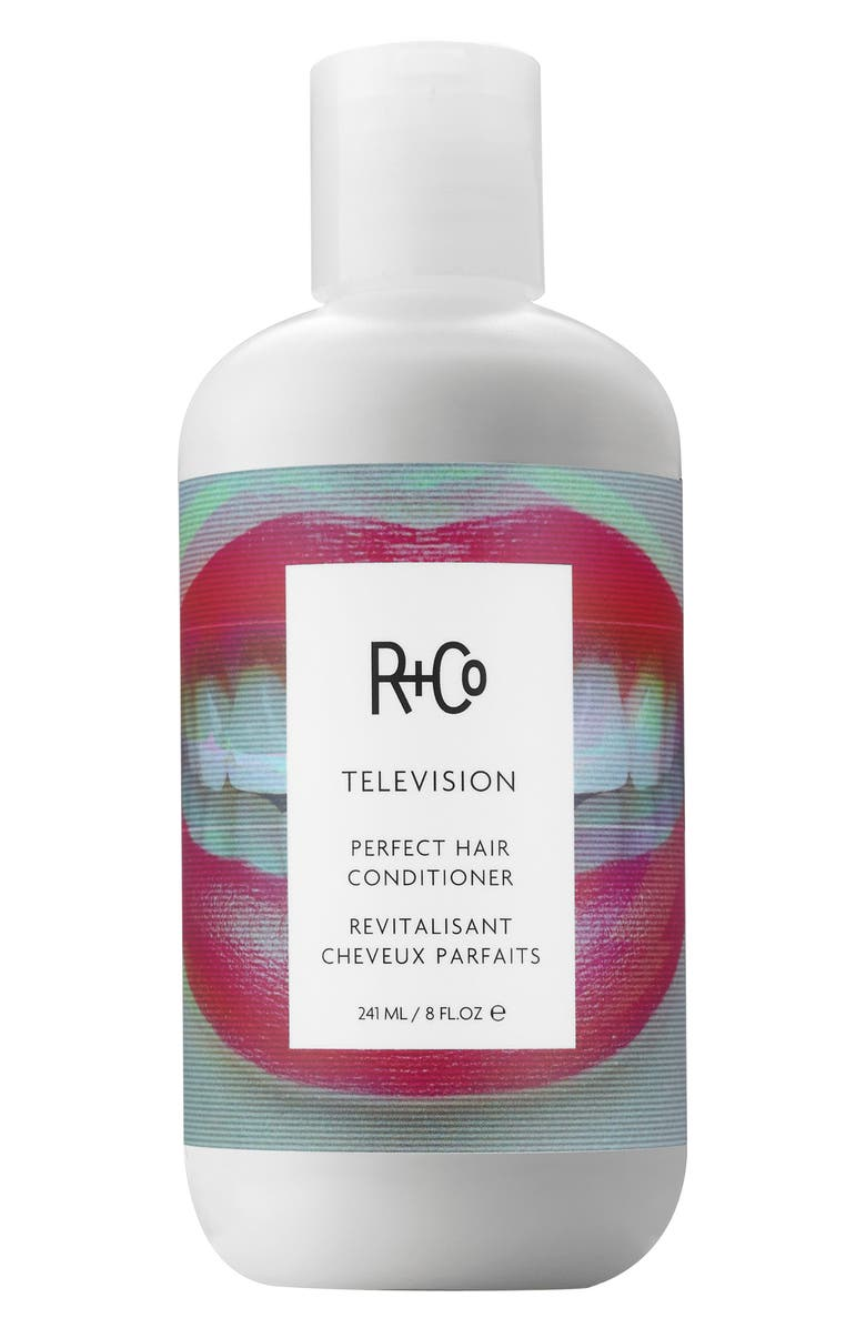 R+CO Television Perfect Hair Conditioner, Main, color, 000