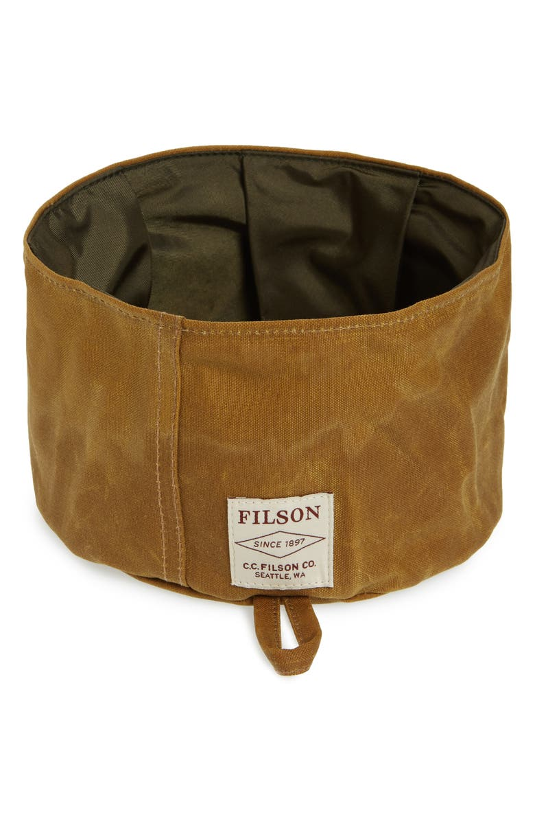 FILSON Collapsible Dog Bowl, Main, color, 200