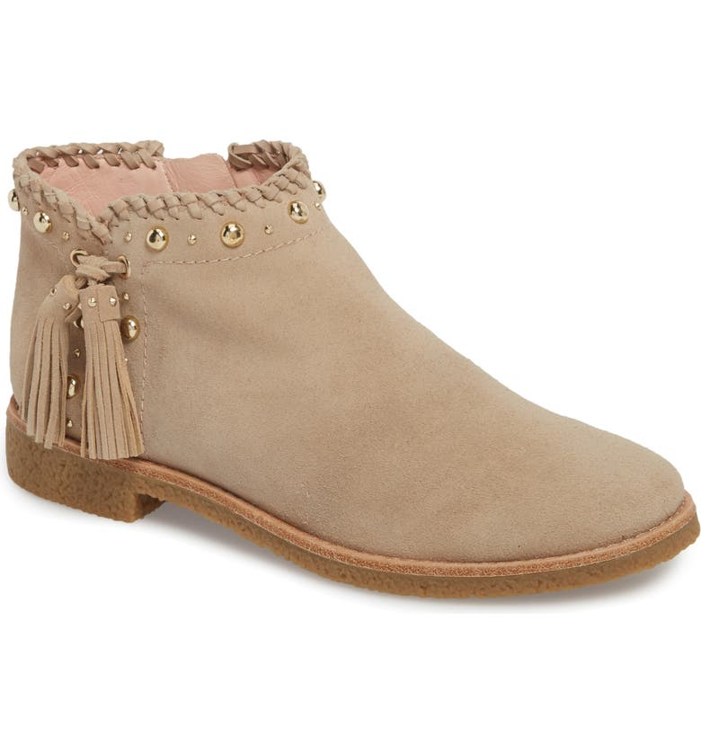 KATE SPADE NEW YORK bowie bootie, Main, color, DESERT