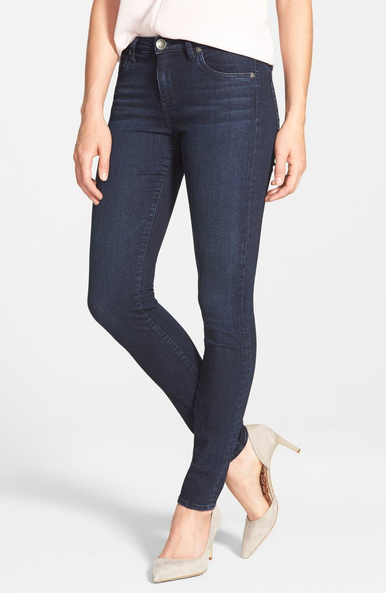 KUT FROM THE KLOTH 'Diana' Stretch Skinny Jeans, Main, color, 400