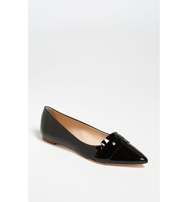 KATE SPADE NEW YORK 'gwen' flat, Main, color, 001