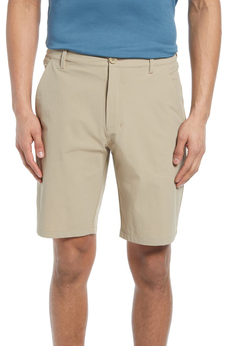 OAKLEY Take Pro 3.0 Water Resistant Golf Shorts, Main, color, RYE