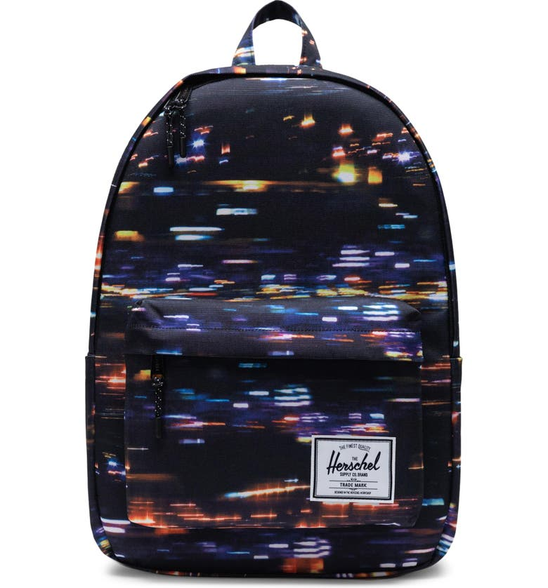 HERSCHEL SUPPLY CO. Classic X-Large Backpack, Main, color, NIGHT LIGHTS