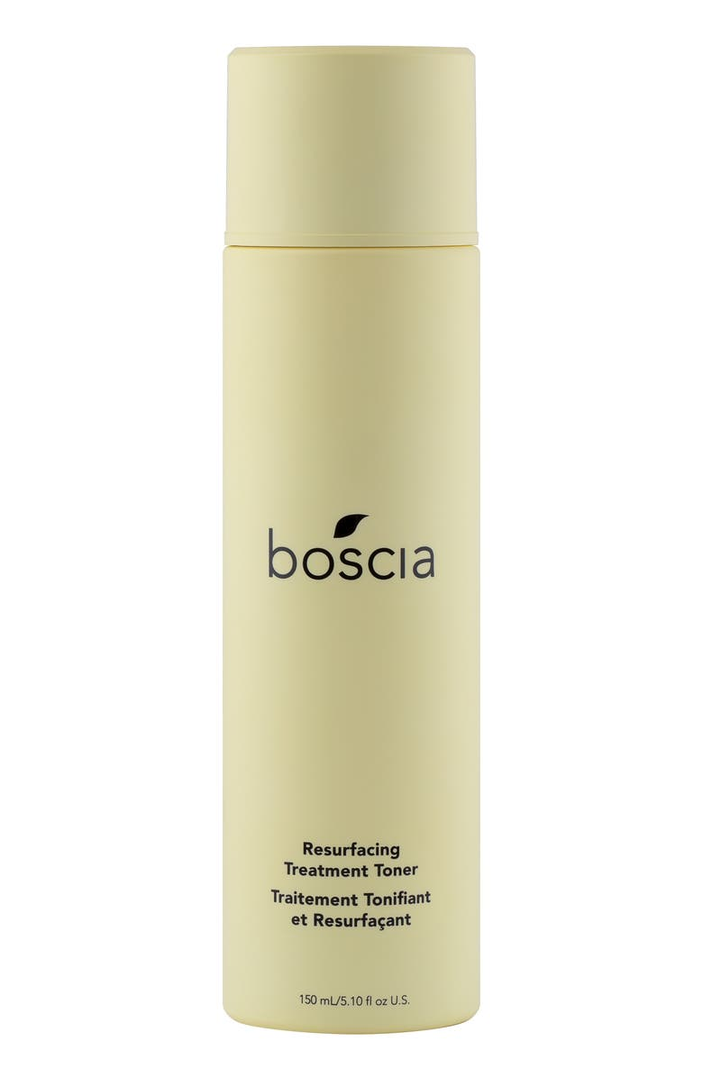 BOSCIA Resurfacing Treatment Toner with Apple Cider Vinegar, Main, color, No Color