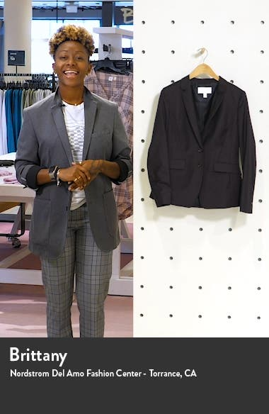 Jesulea Mini Houndstooth Blazer, sales video thumbnail