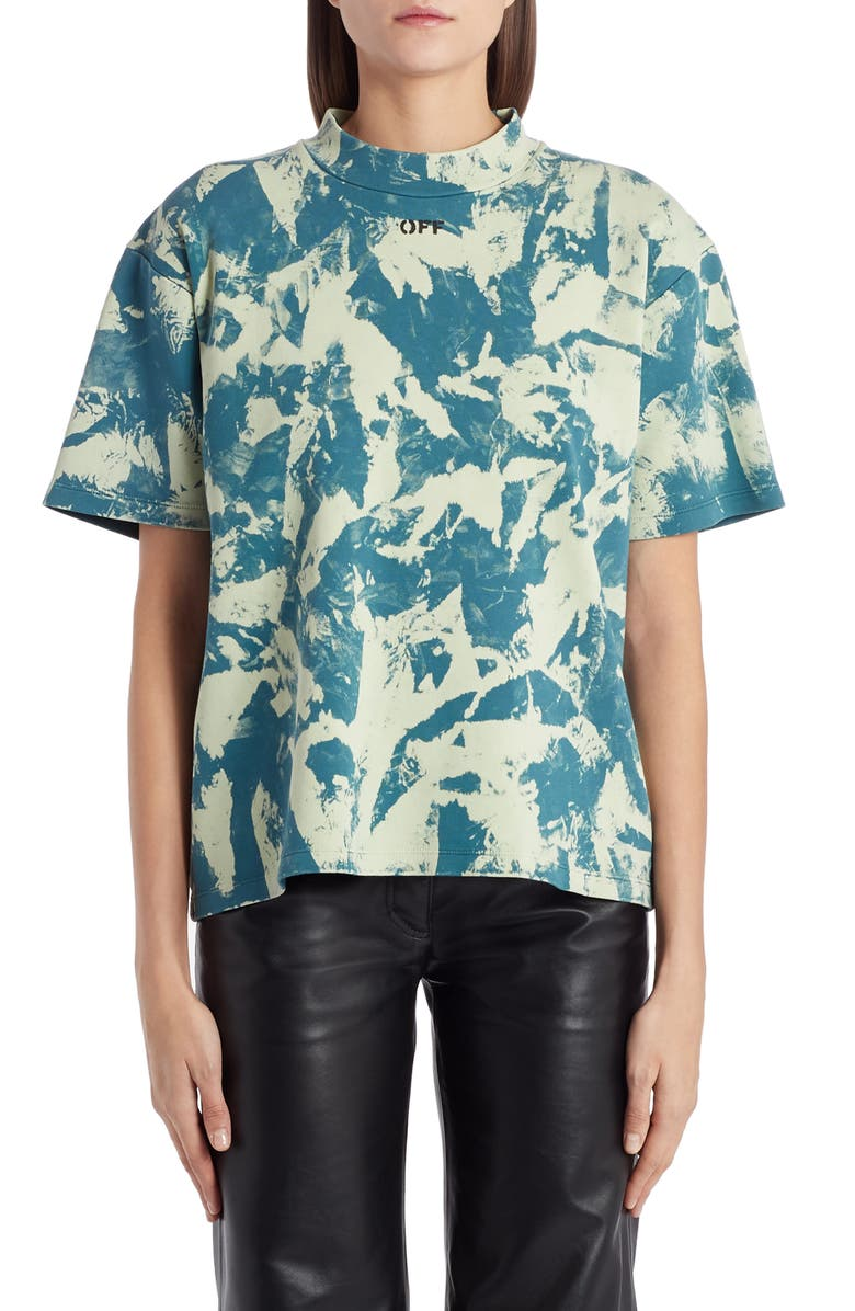 OFF-WHITE Tie Dye Tee, Main, color, 440