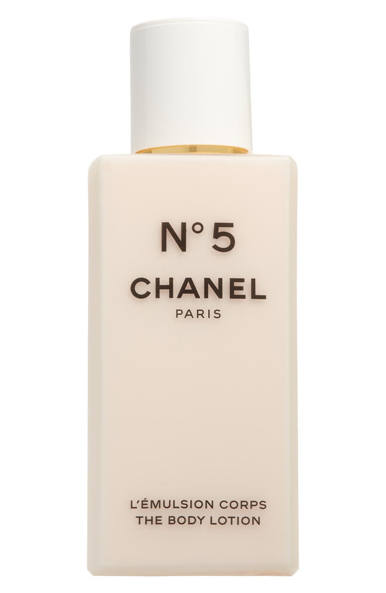 CHANEL N°5 <br />The Body Lotion, Main, color, NO COLOR