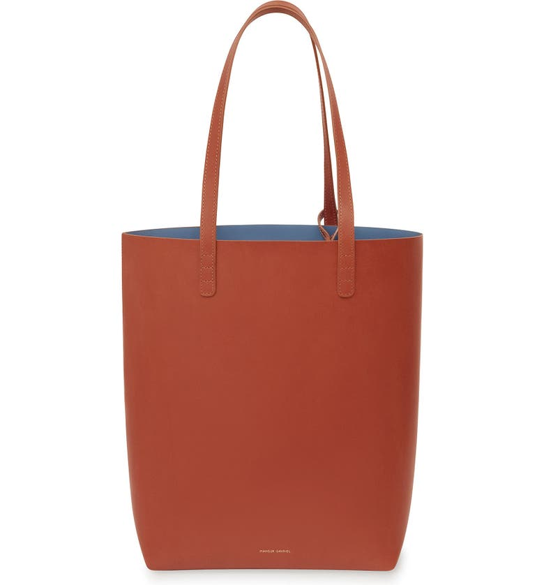MANSUR GAVRIEL Everyday Leather Tote, Main, color, 200