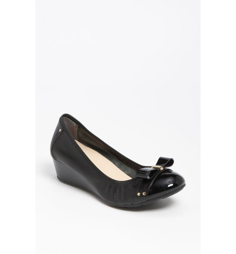 COLE HAAN 'Air Monica' Wedge, Main, color, 001