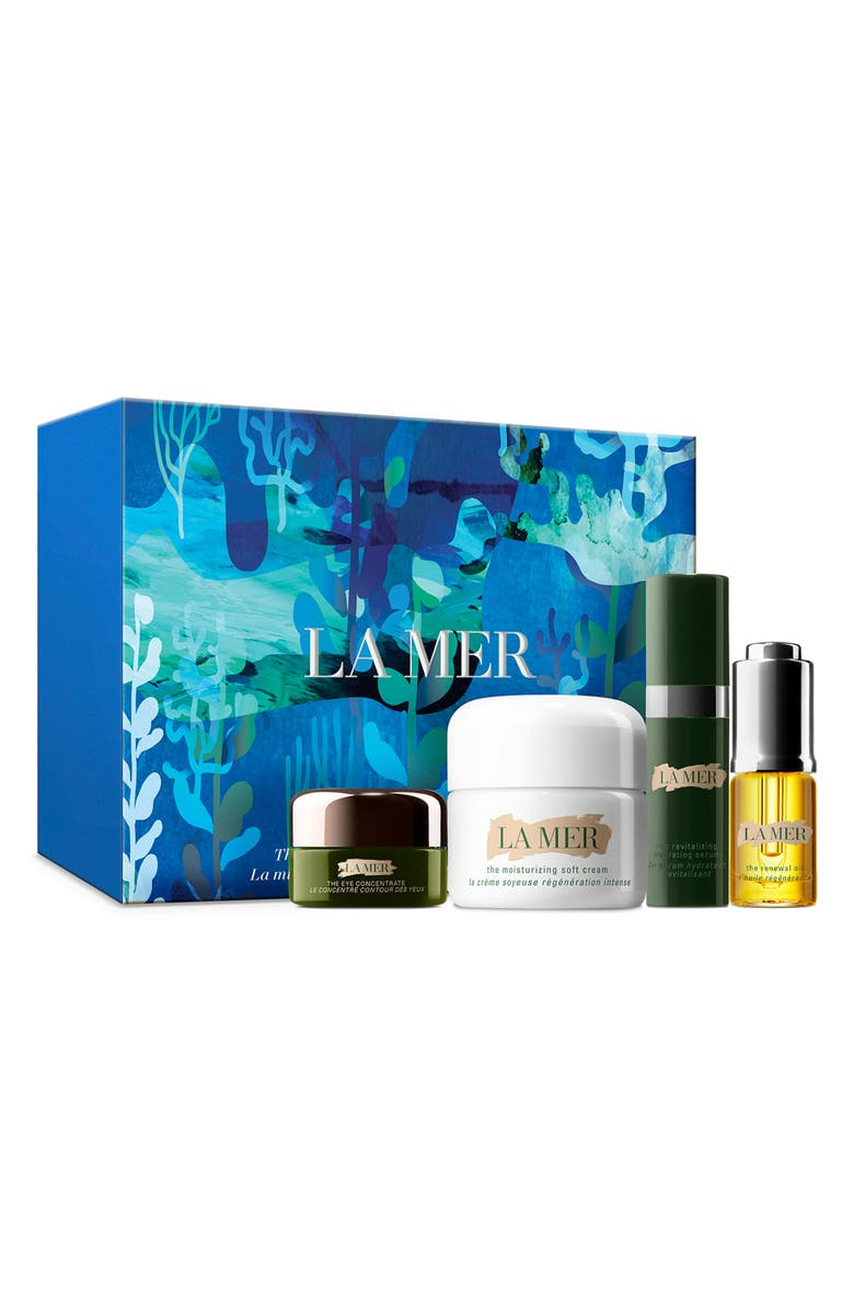 LA MER The Mini Miracle Broth<sup>™</sup> Introductory Glow Set, Main, color, NO COLOR