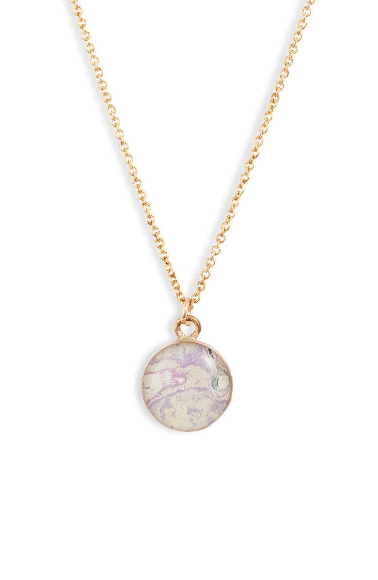 REBEL NELL Amy Pendant Necklace, Main, color, 500