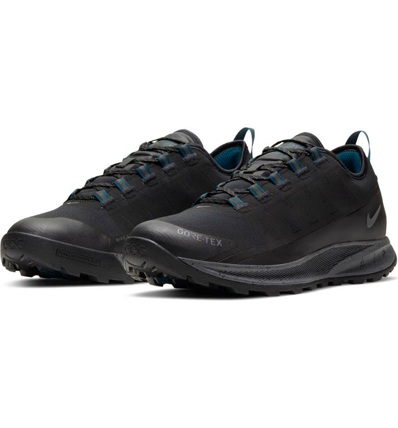 NIKE ACG Air Nasu Hiking Shoe, Main, color, BLACK/ DARK GREY