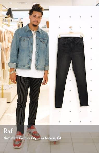 Flawless - The Charlie High Waist Ankle Skinny Jeans, sales video thumbnail