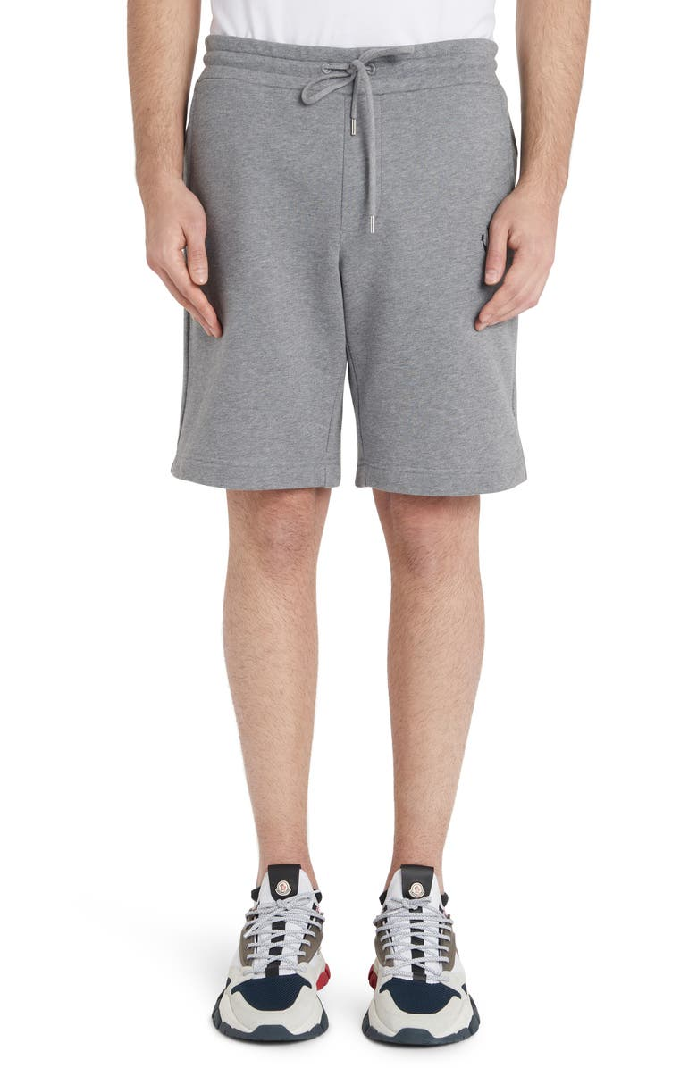 MONCLER Athletic Shorts, Main, color, 010