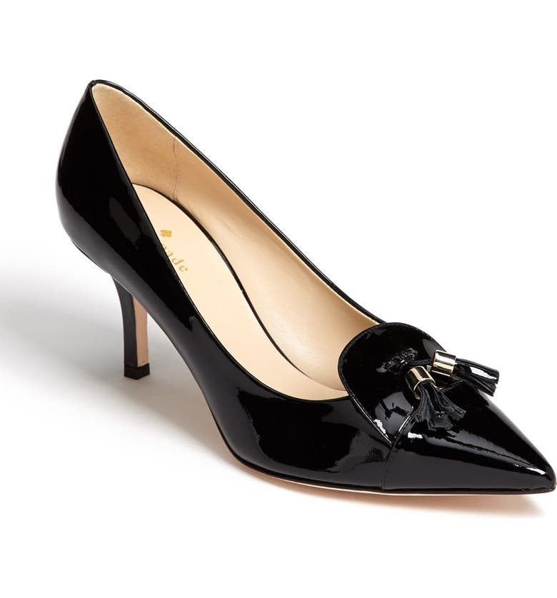 KATE SPADE NEW YORK 'jolanda' pump, Main, color, 001