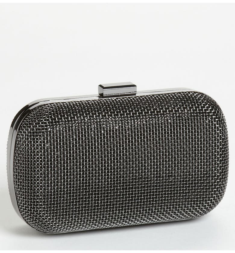 EXPRESSIONS NYC Caged Clutch, Main, color, 019