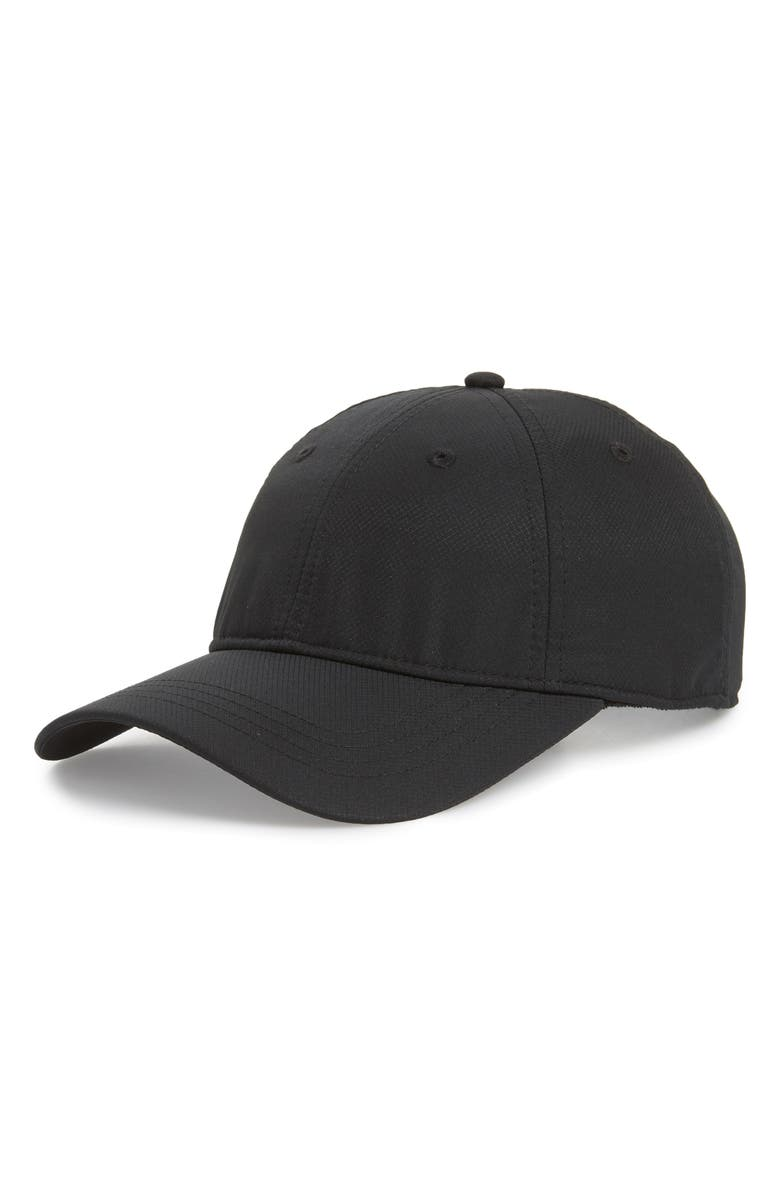 LACOSTE Sport Baseball Cap, Main, color, 001